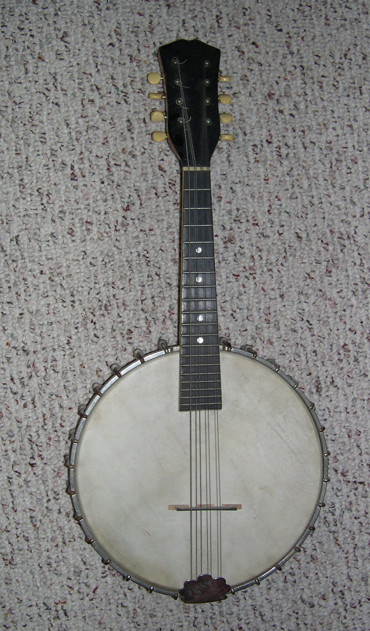1921 Vega Little Wonder Banjo Mandolin