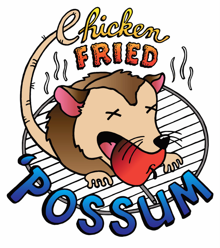 Chicken-Fried Possum
