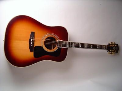 Bozo's Guild Guitar Page - 1997 Guild D-55