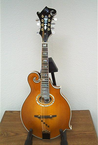 Michael Kelly Mandolin