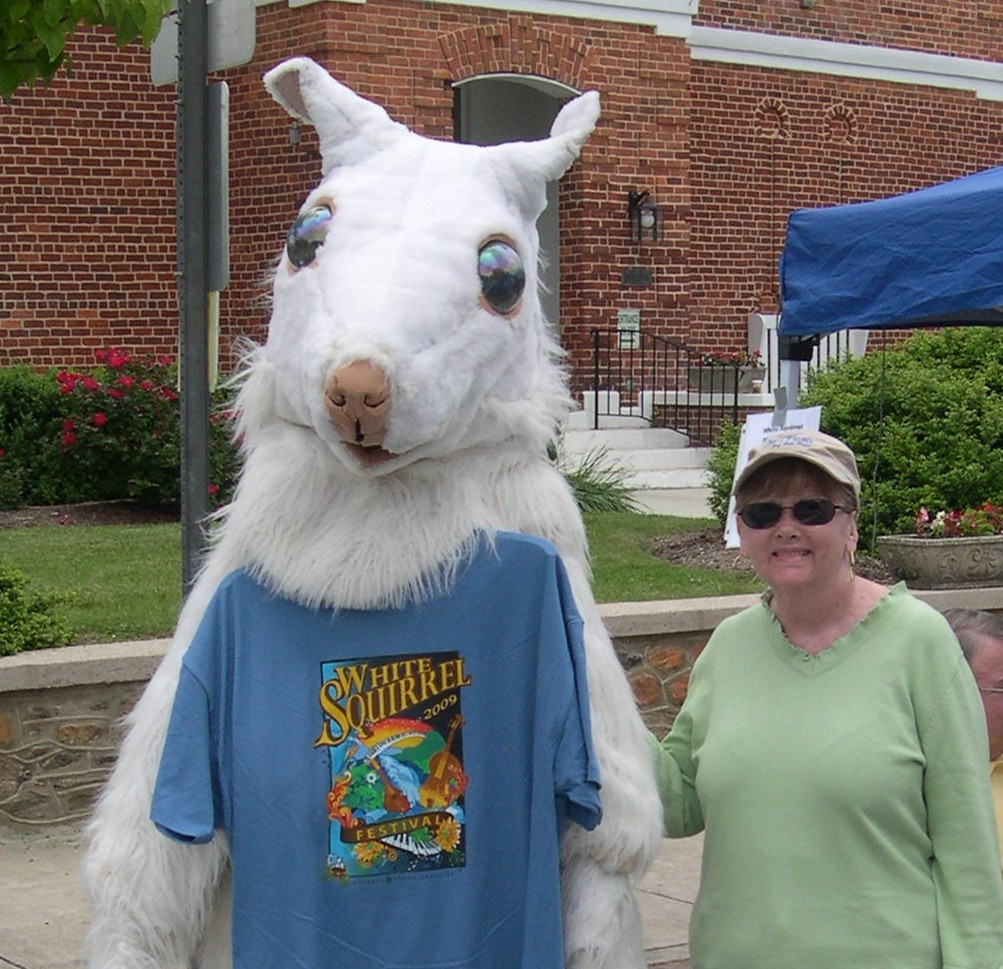 Rocky and the White Squirrel - 2009